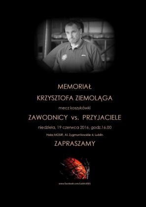 Memoriał Krzysztofa Ziemoląga