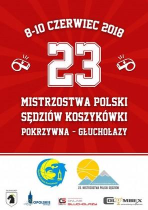 Mistrzostwa Polski Sędziów 2018 tuż, tuż