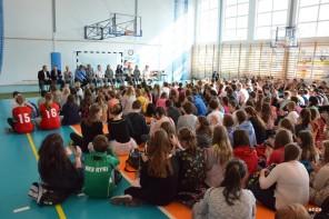 Powitanie wiosny z Pszczółką AZS UMCS Lublin